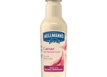 Hellmann's Caesar with Smoked Garlic Salad Dressing 210ml