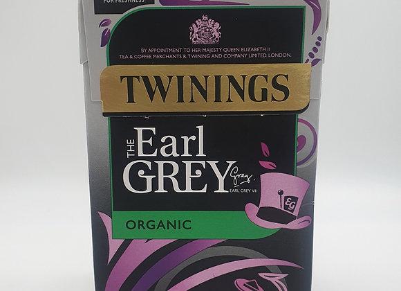 Twinings Earl Grey Organic  50T