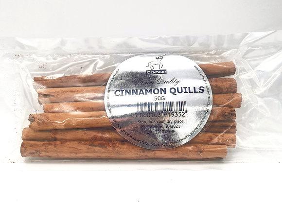 Cinnamon Quills 50 g
