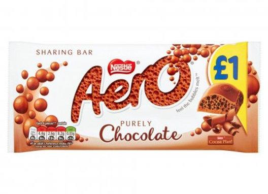 Aero Giant Milk 100g