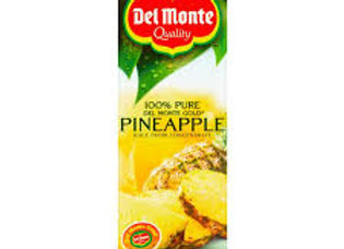 Del Monte Pineapple Juice 1 L