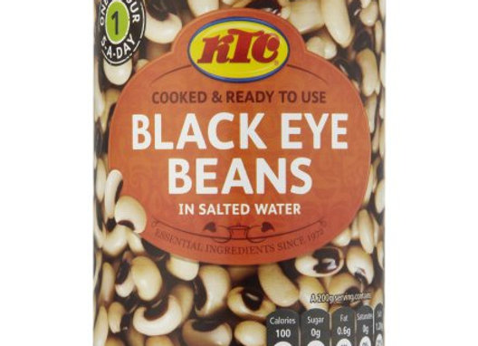 KTC Black Eye Beans in Salted Water 400 G