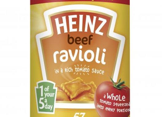 Heinz Ravioli In Tomato Sauce 400g
