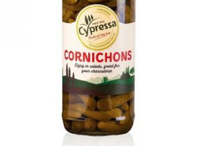 Cypressa Cornichons Vinegar 500g