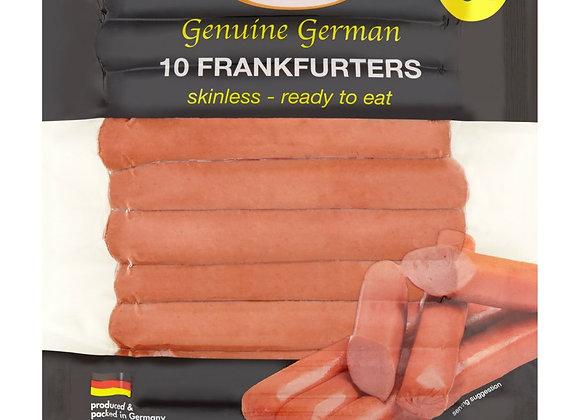 Delicatessen Frankfurters