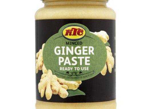 KTC Minced Ginger Paste 210 G