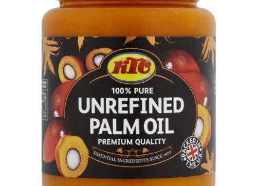 KTC Unrefined Palm Oil 500g