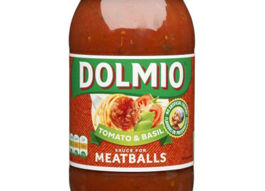 Dolmio Tomato & Basil Meatball Sauce 500g