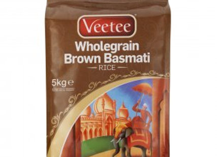 Laila Brown Basmalti Rice 5kg