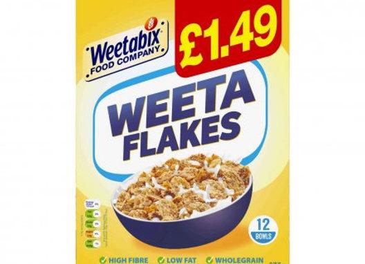 Wfc Weetaflakes 375g