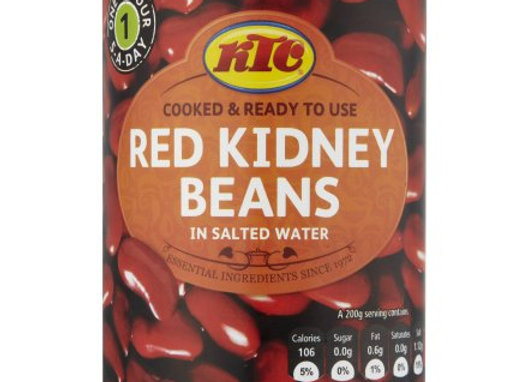 KTC Red Kidney Beans in Salted Water 400 G