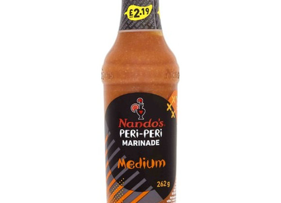 Nando's Peri-Peri Marinade Hot 262g