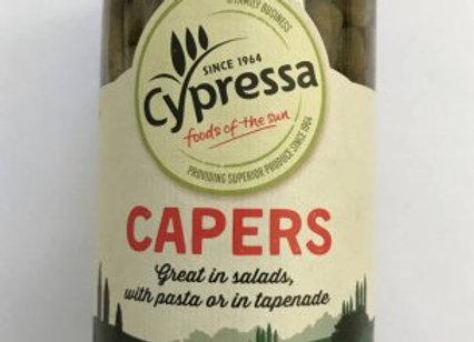 Cypressa Capers 270g