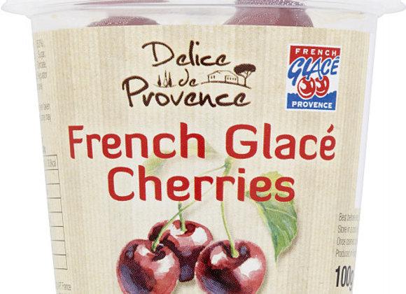 Delice De Provence Glace Chrries 200g