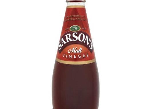 Sarson's Brown Malt Vinegar 250ml