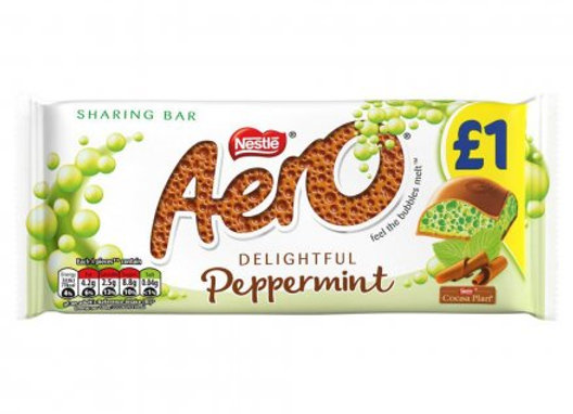Aero Giant Peppermint 90g