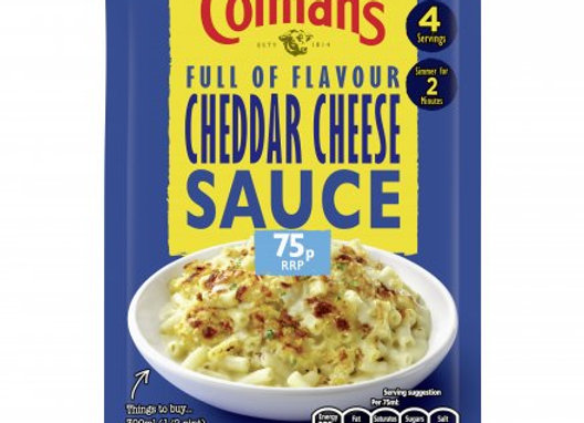 Colman's Cheddar Cheese Sauce 40g