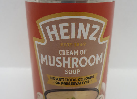 Heinz Cream of Mushroom soup 400 g