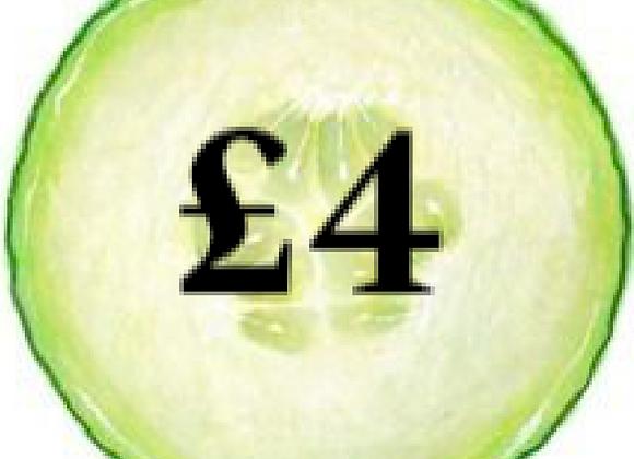 £4 Toward Food Box Donation