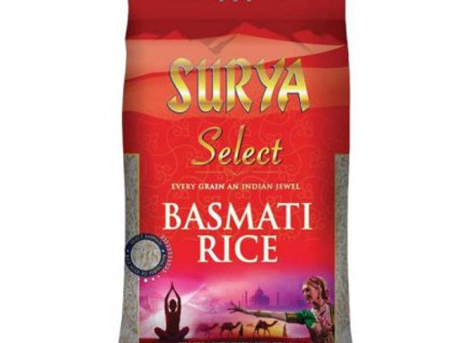 Surya Select Basmalti Rice 5kg