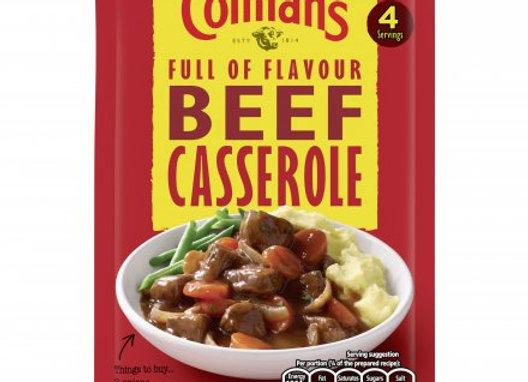 Colman's Mix Beef Casserole 40g