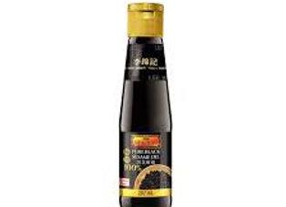 LKK Pure Black Sesame Oil 207ml
