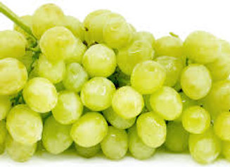 White Seedless Grapes Half Kilo