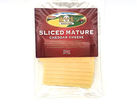 Westland Cheese Sliced Mature 140g