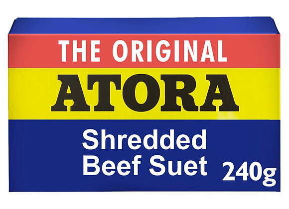 Atora The Original Shredded Beef Suet 240g