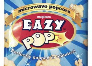 Magicorn EazyPop Microwave Popcorn Salted 85g