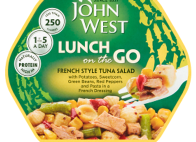 John West French Style Tuna Salad Lunch on the Go 200g