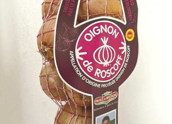 Roscoff Onions 1 Kilo