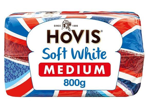 White Medium Bread