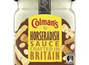 Colmans Horseradish Sauce 136 g