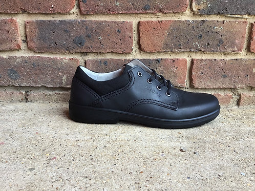Startrite Isaac Black School Shoe