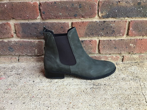 Caprice Forest Nubuck Boot