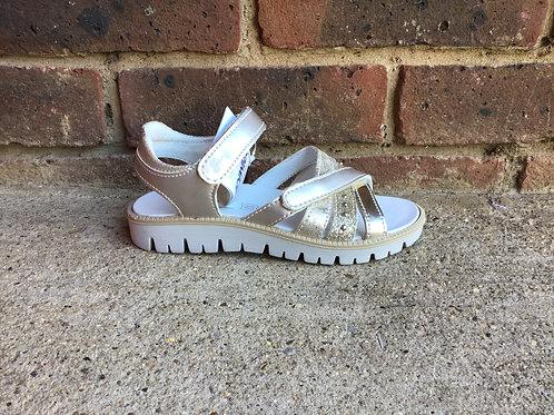 Primigi 7393155 Gold Sandal