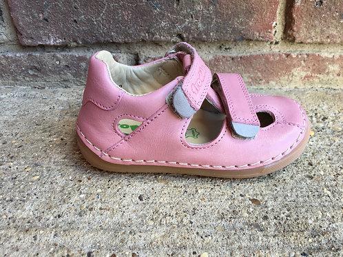 Froddo G2150128-1 closed toe sandal in pink