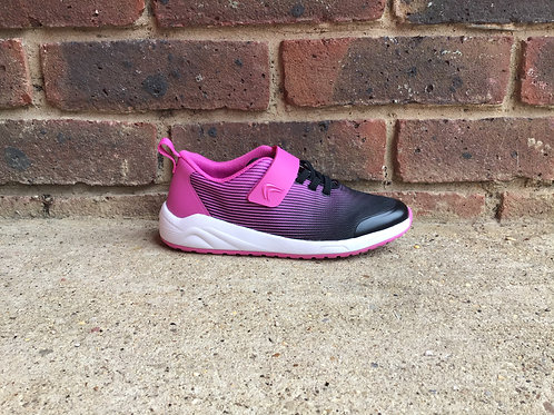 Clarks Aeon Pace Pink Trainers