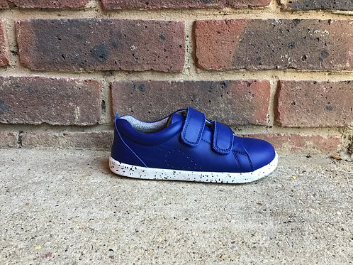 Bobux KP Grass Court Blueberry Trainer Style