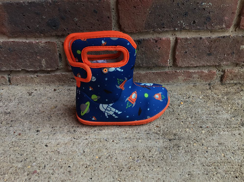 Baby Bogs Space Blue Multi