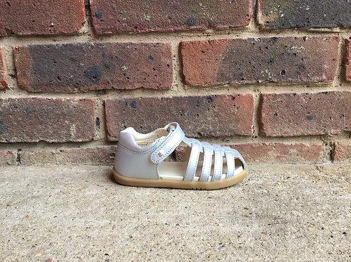 Bobux IW Jump Silver Sandal