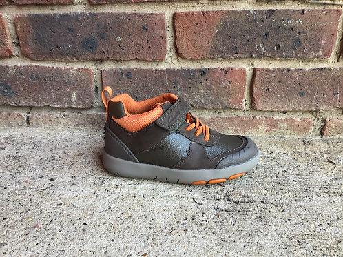 Clarks Rex Park Khaki Boot
