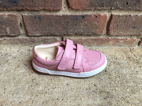 Fawn Solo Light Pink Leather Casual Shoe
