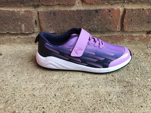 Clarks Aeon Pace Purple F Fit