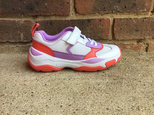 Clarks Kuju Run Lilac F Fit