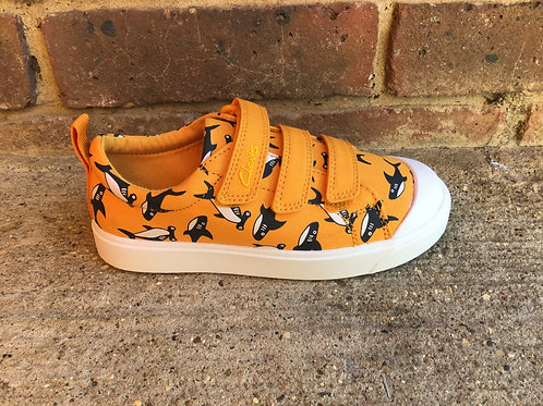 Clarks City Vibe Yellow G Fit