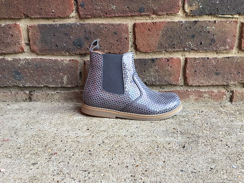 Froddo Pixie G3160120-4 Grey/Silver Ankle Boots