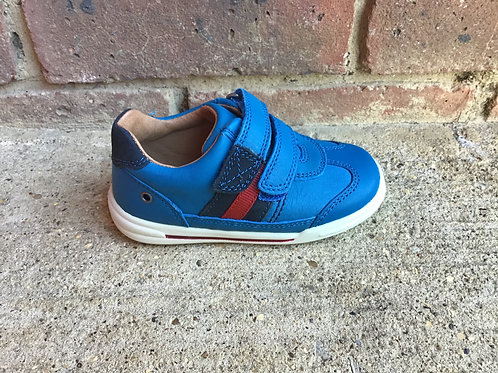 Startrite Seesaw Blue Leather G Fit