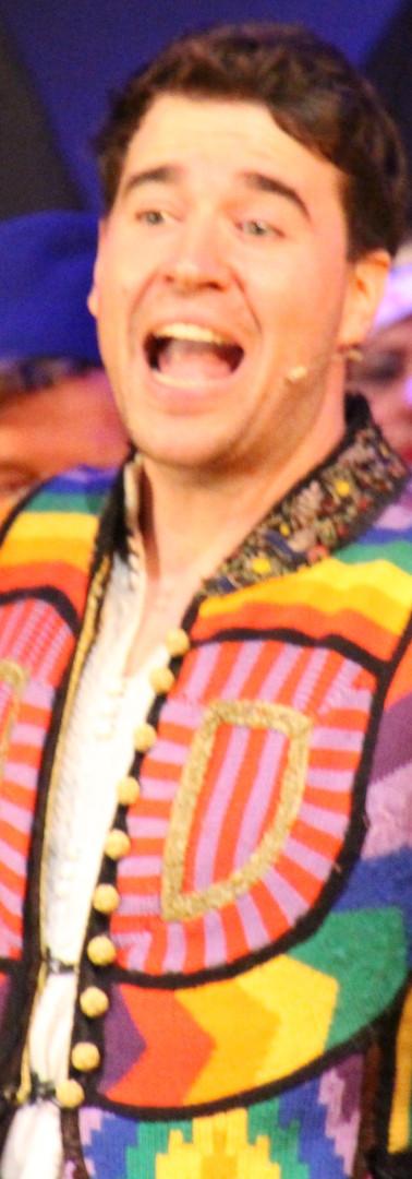 """James Loynes - """"Joseph's Coat"""""""